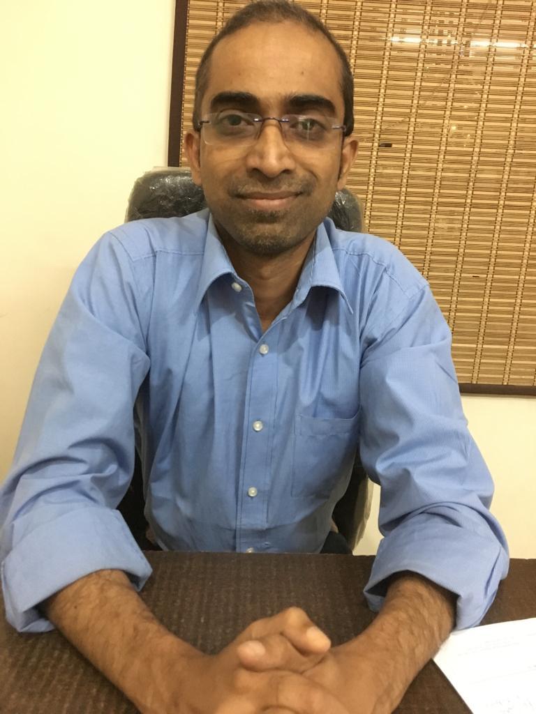 Dr.Santosh .U. Karpur
